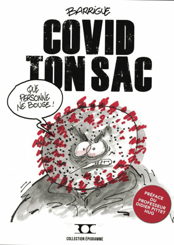 Covid ton sac - Barrigue
